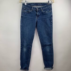 Levi's Demi curve skinny jeans size 27